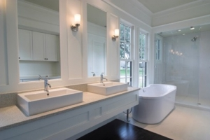 North Shore Master Bathroom
